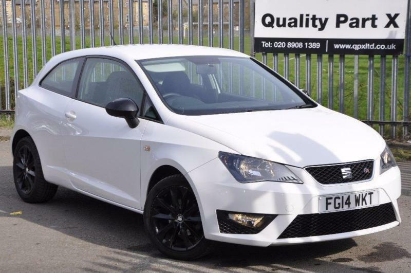 2014 seat ibiza 1 2 tsi fr sportcoupe 3dr in harrow. Black Bedroom Furniture Sets. Home Design Ideas