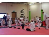 ABC Dragons, XS Taekwondo East Kilbride Murray Owen