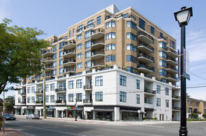 2 bed + den luxury condo in the heart of Westboro!