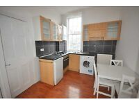 Large 1 double bedroom flat in a period conversion split level open plan lounge kitchen GCH & More..