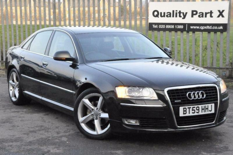 Used 2010 Audi A8 for sale - Pricing
