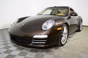 2009 Porsche 911 Targa 4S Coupe (2 door)