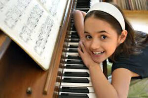 Private Piano Lessons for Children -Savings Sat, Sun Sept 15, 16