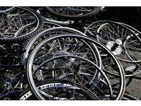 Youth club needs bike wheels for go kart project