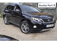2012 Lexus RX 450h 3.5 Advance Station Wagon CVT 5dr (Pan roof)