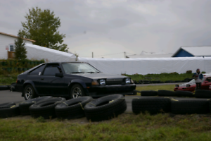 Celica GTS 1985 drift project