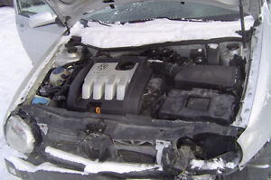 WANTED 2004 2005 2006 VOLKSWAGEN 1.9 TDI WITH ENGINE DAMAGE