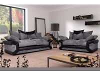 Get your brand new jumbo cord fabric sofas....