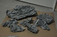 Seiryu stone/rock for aquariums and fish tanks Sold in sets