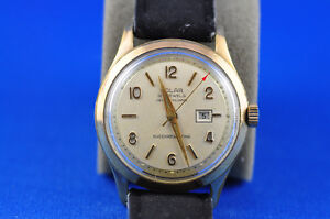 Vintage, Collectible Men Eatons Solar Brand Watch Non Rolex London Ontario image 1