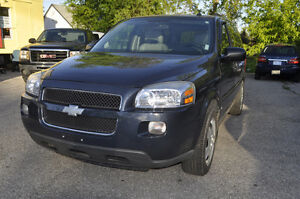 2008 Chevy Uplander 7 Seats, 91K, E-Certified Finance Available.