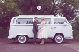 Vintage VW camper t2 1972 mot/tax exempt wedding car