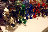 Lego Bionicle set from 2001, 2002, 2003