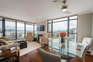 $3500(ORCA_REF#1404-155W)STUNNING 2bed/2bath Corner Unit