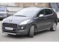 2013 Peugeot 3008 1.6 e-HDi FAP Allure EGC 5dr