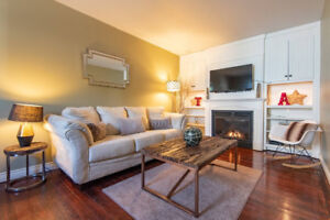 Fully Furnished Charlottetown Downtown House (staring October)