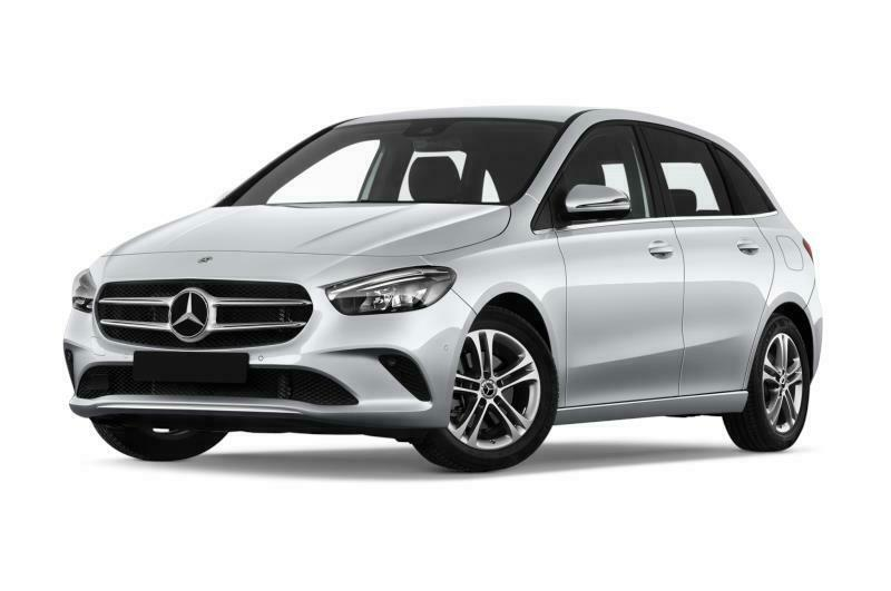 MERCEDES Classe B 180 d Automatic Business Extra