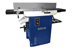RIKON Power Tools 25-210 12-Inch Planer/Jointer wi