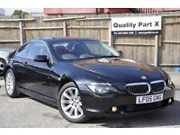 2005 BMW 6 Series 4.4 645Ci 2dr