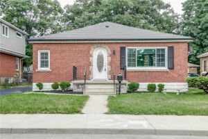 Fantastic Bungalow-style Home for Rent on Hamilton Mountain