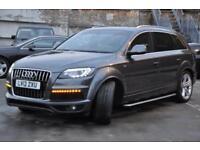 2012 Audi Q7 3.0 TDI S Line Plus Quattro 5dr