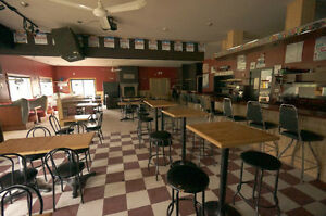 Chaudière-Appalaches : Commerce sur 11 acres Resto/bar Halte mo