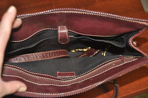 Ladies leather Franklin Quest/Franklin Covey purse Kitchener / Waterloo Kitchener Area image 2