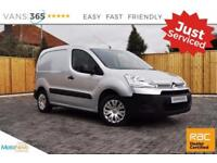 Citroen Berlingo VER CLEAN AIR CON ELECTRIC X3 SEATER SIDE DOOR PACK 625 ENTERPR