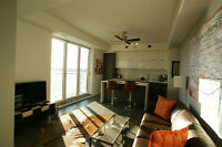 New Fully Furnished 12th Floor Condo - Downtown