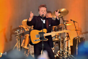 JOHN MELLENCAMP - ROCK LEGEND - FRONT ROW FLOOR TICKETS !!!