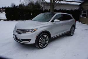 2016 Lincoln MKX Reserve Ecoboost SUV, Crossover