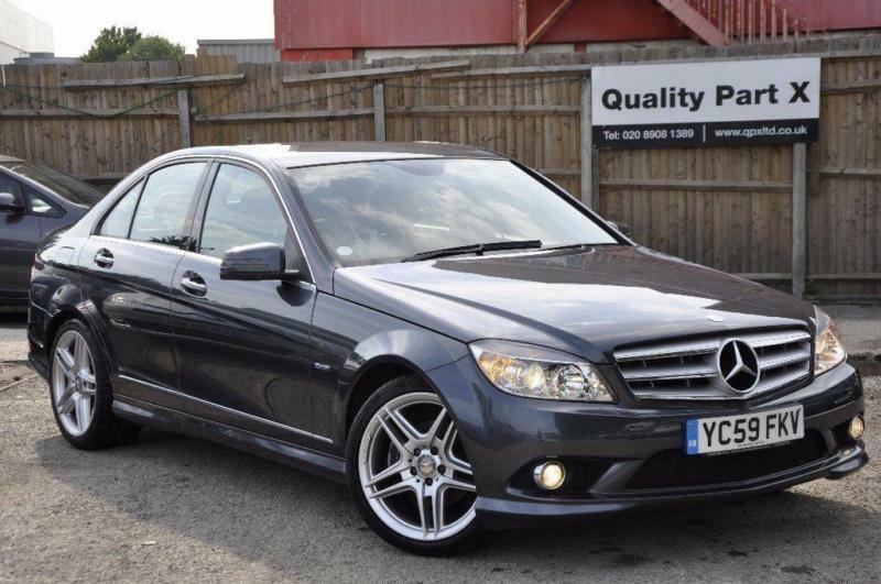2010 mercedes benz c class 2 1 c250 cdi blueefficiency for 2010 mercedes benz c250
