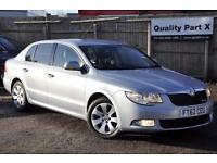 2013 Skoda Superb 1.6 TDI CR SE GreenLine 5dr