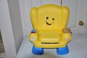 Smart Stages Yellow Activity Chair Strathcona County Edmonton Area image 1
