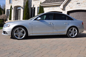 **2011 Audi S4, 1 owner, 1 tax, maintenance records immaculate**