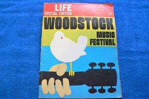WOODSTOCK Music Festival ( Life Special Edition 1969 )