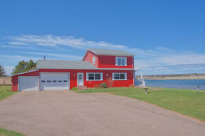 Waterfront Home with In-Law Suite – 311 Thompson Pt Rd Margate
