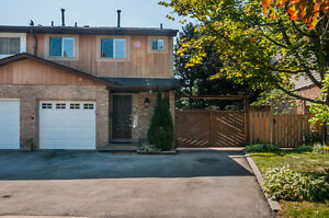 Rent An End Unit Town Home Potential For One or Two Families