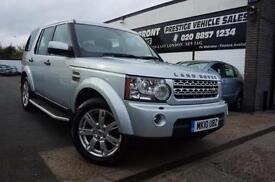 2010 LAND ROVER DISCOVERY 4 TDV6 GS 3.0 DIESEL AUTOMATIC 4X4 4X4 DIESEL