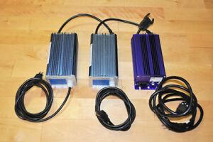 Metal Halide Lights -  Ballast, Reflector, Mogul and MH Bulbs