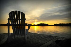 SELL OFF $690 / WEEK MUSKOKA WATERFRONT COTTAGES INC BOAT/MOTOR