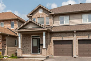 Semi-Detached Home in Barrhaven