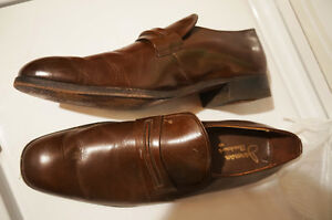 Jarman 14 dress leather shoes brown.