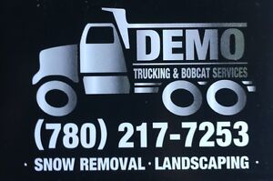 Bobcat services & concrete breaking & finishing