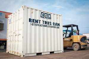 PORTABLE STORAGE CONTAINERS // COXON'S SALES & RENTALS LTD. London Ontario image 7