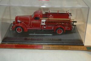 Collectable Signature Series Toy Fire Truck