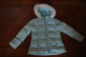 Girls fall/winter Jacket Size 7/8