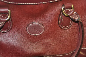 Ladies leather Franklin Quest/Franklin Covey purse Kitchener / Waterloo Kitchener Area image 3