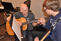 Airdrie Acoustic Guitar Lessons - Register Now For Fall 2016
