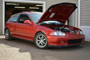 1992 Honda Civic SI Shell